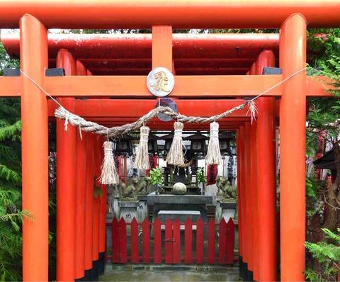 奈良県桜井市『三宝稲荷荼枳尼天』には狐に乗った天女様が祀られている!?