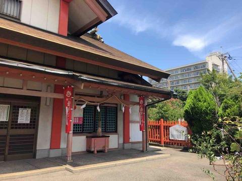 鉄砲鍛冶の繁栄を願って創建された高須神社