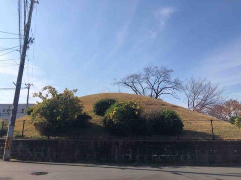 堺市にある古墳の魅力を伝え隊・第15回 都市区画整理事業で公園化。堺市では珍しい登れる古墳『定の山古墳』