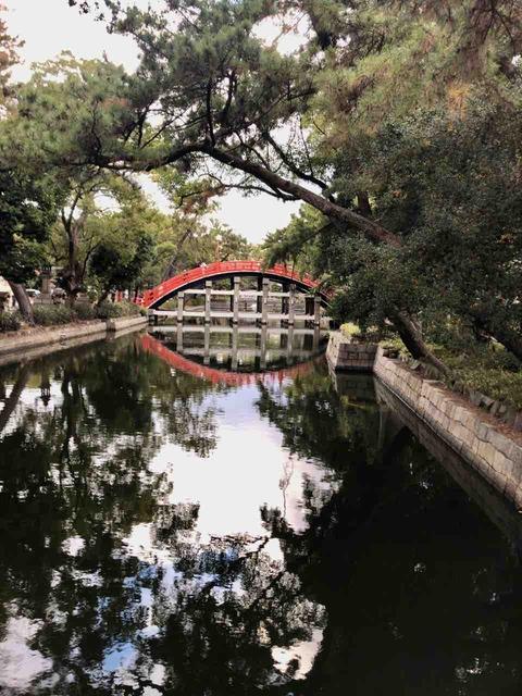 全国2300の住吉神社の総本宮・1800年の歴史を持つ『住吉大社』前編