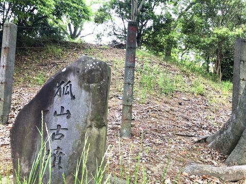 堺市にある古墳の魅力を伝え隊・第10回 狐山古墳