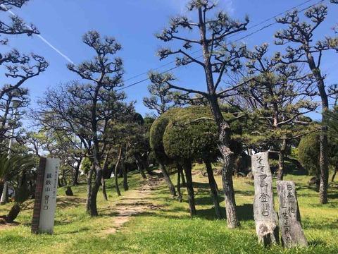 日本一低い一等三角点がある蘇鉄山と世界との交易で栄えていた旧堺港を訪れた時の話