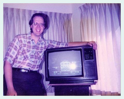 Dino_Eggs_1983_author