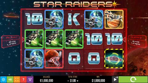 StarRaiders-Slot
