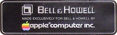 bell-howell-plate