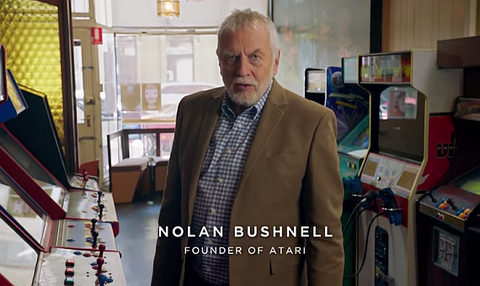 Nolan Bushnell Welcome to Your World