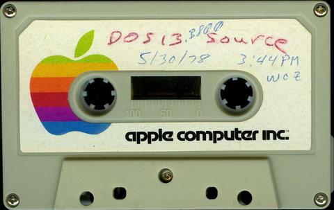 dos-cassette