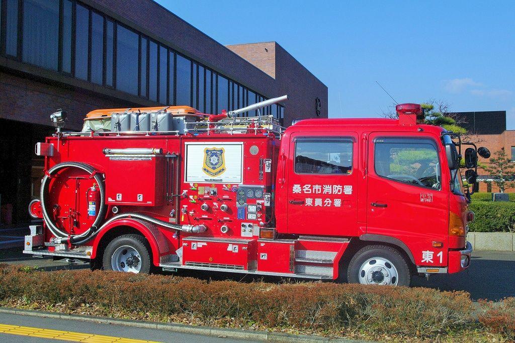 消防 本部 市 桑名