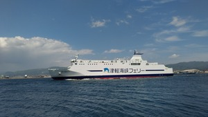 函館・沖堤防の釣り