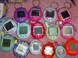 Tamagotchi-collection