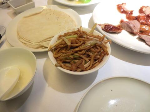 北京風手打ち麺