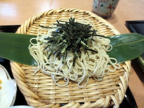 諏訪屋天ぷら丼と蕎麦6