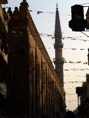 イスラム街
