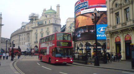 ロンドン町並み1