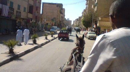 エドフの街並み1