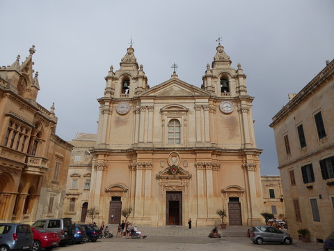 Mdina Cathedral (1)