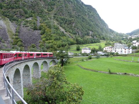ベルニナ線 (190)
