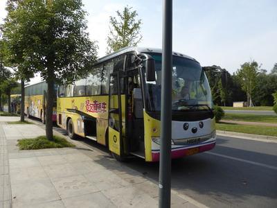 武侯祠行バス (3)