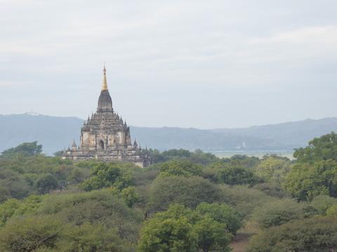Shwegugyi Templeから1