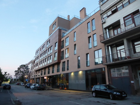 Hotel Slisko (1)