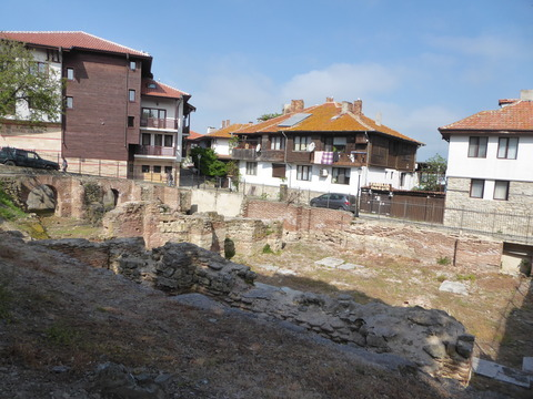 初期ビザンチンの遺跡 (2)