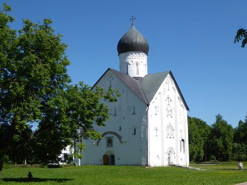 スパサ・プレオブラジェーニヤ教会 (1)