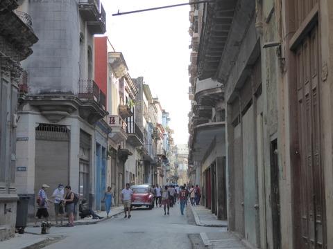 ハバナ旧市街 (4)
