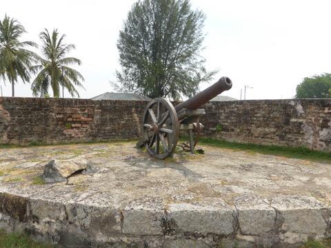 コーンウォリス要塞4