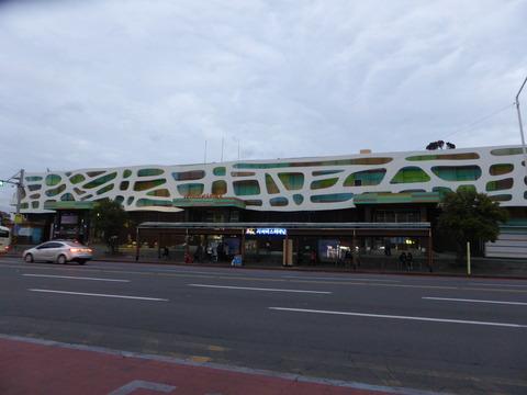 市外バスターミナル