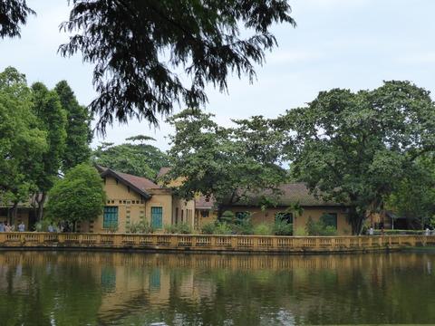 ホーチミンの家