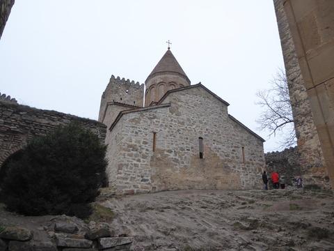 Ananuri教会 (7)