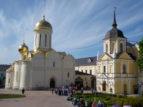 トロイツェ・セルギエフ大修道院 (100)