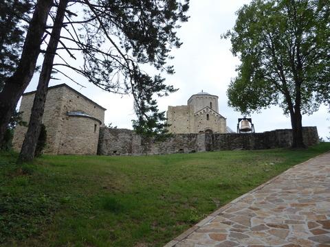 ストゥポヴィ修道院 (3)