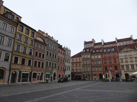 ワルシャワ旧市街 (18)