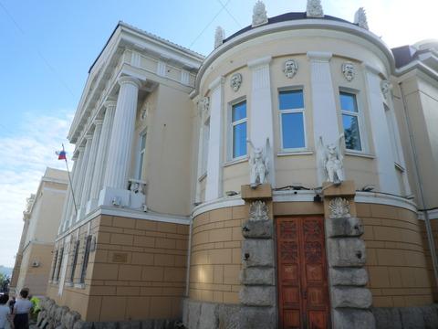 ウラジオストク (5) 旧日本国総領事館