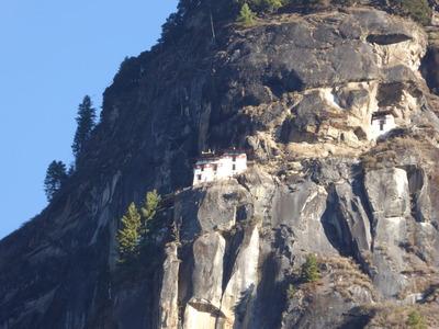 タクツァン僧院 (2)