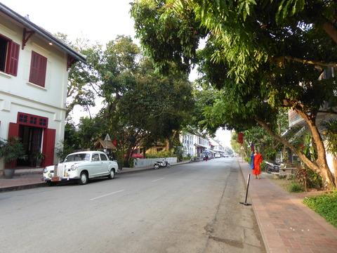 ルアンパバンの街2
