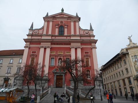 フランシスコ教会(1)
