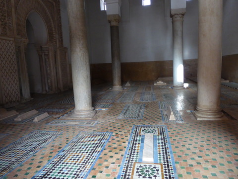 ④サアード朝の墳墓群3
