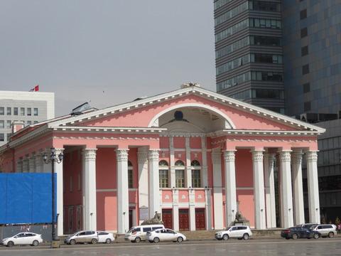 チンギス・ハーン広場 (3)