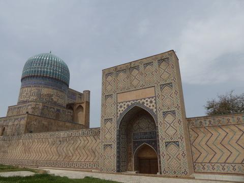 ビビハニム・モスク8
