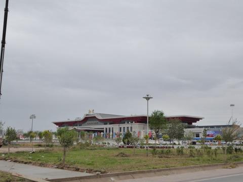 敦煌空港 (1)