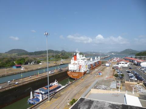 パナマ運河 (129)