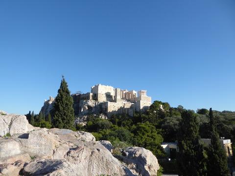 Acropolisへ (8)