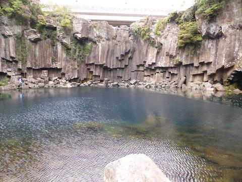天帝淵瀑布2