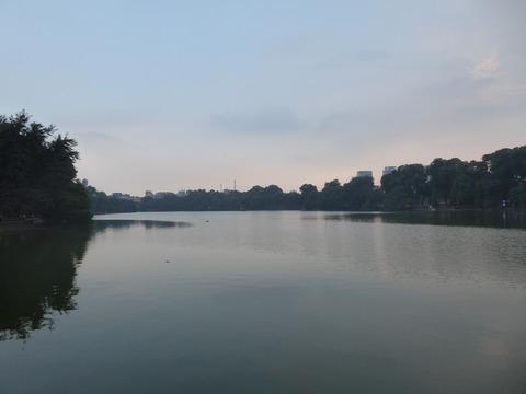ホアンキエム湖 (4)