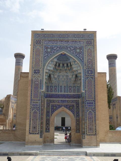 アミール・ティムール廟2