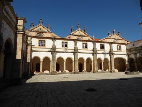 キリスト修道院 (79)ミシャの回廊