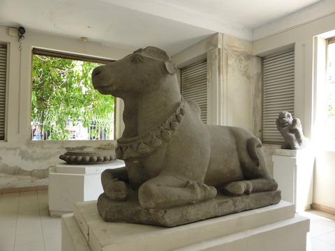 チャム彫刻博物館17