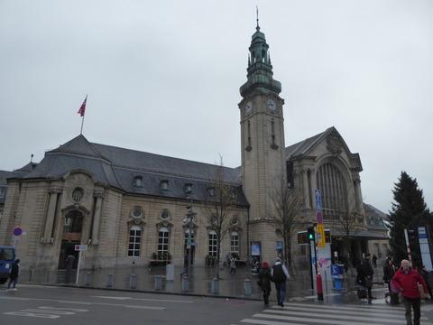 ルクセンブルク駅(2)